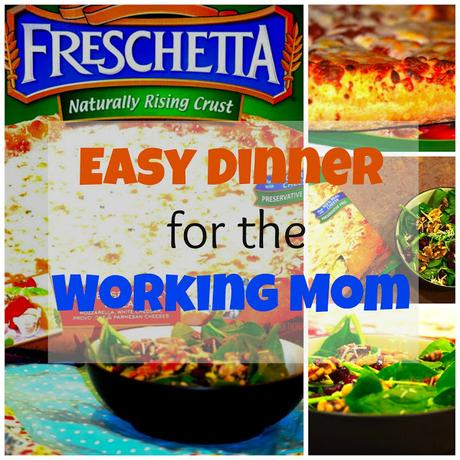 An Easy Dinner For The Working Mom!