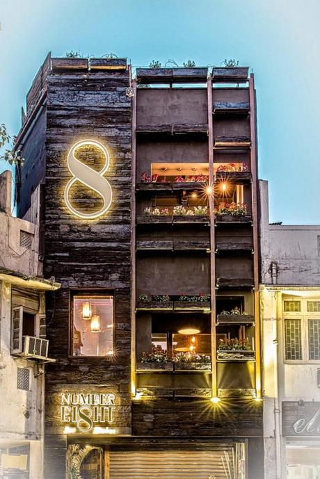 Number 8, Sundar Nagar, Delhi: A Welcome Addition