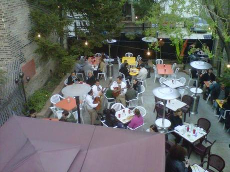Chicago Outdoor Lounging Destinations