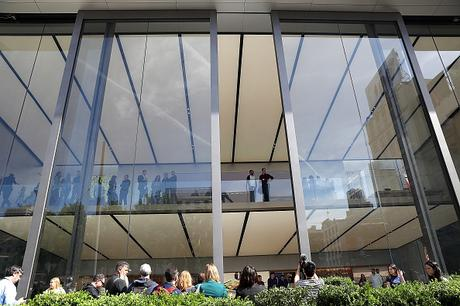 Apple Stores get a makeover: Why sometimes it's smart to redesig before it's needed