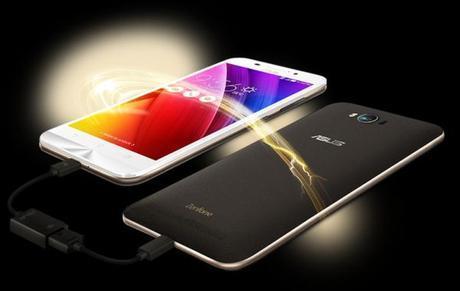 Zenfone Max power bank