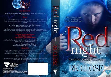 Paperback - Red Night 800w