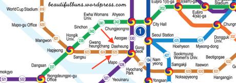 Jei Switch Zone subway map