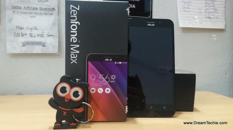 Asus Zenfone Max First Impressions: Power Bank Built-In