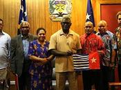 West Papuan Leaders Back Chairman Sogavare Against Indonesia; Decentralisation Push from Govt