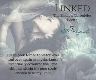 The Shadow Chronicles K R Fajardo @agarcia6510 @KRFajardo
