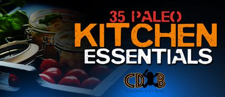 Paleo Kitchen Essentials Banner Image