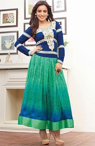 Top 5 Reasons Why Anarkali Suits Rock