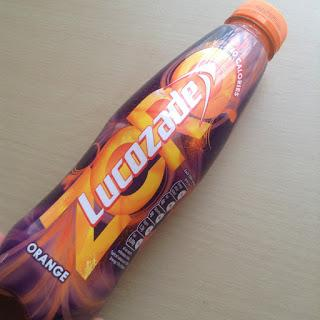 lucozade zero orange