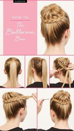 6 Super Easy Bun Hairstyle For Summers For Everyones Hair Paperblog