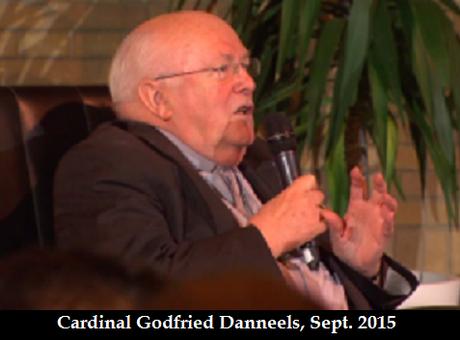 Cardinal Danneels 2015-09-26