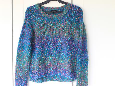 "BLOG SALE AND A ""ME BEFORE YOU""-ish TOPSHOP SWEATER"