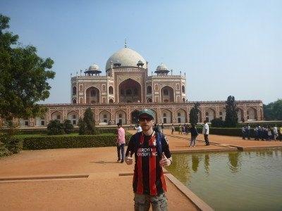 No way Pedro? Jonny Blair in India!