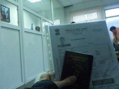 How to Get An Indian Visa in Bishkek, Kyrgyzstan