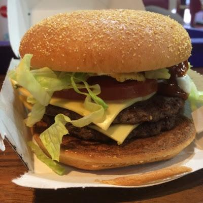 Today's Review: McDonald's Tex Mex Stack