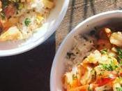 Brazilian Shrimp Stew (Moqueca Camaroes)
