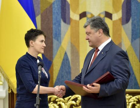 Nadiya Savchenko Is Free!