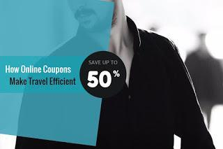 How Online Coupons Would Make Your Travel More Efficient?