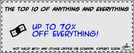 Secret Discounts