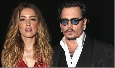 Johnny Depp and Amber Heard announce that they are splitting up