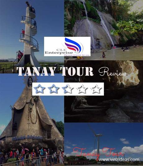 Tanay Tour: Review for Affordable Travel and Tour Agency or CLE Enterprise