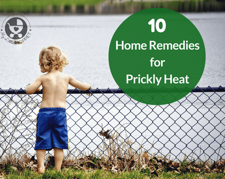 10 Home Remedies for Prickly Heat in Babies and Kids