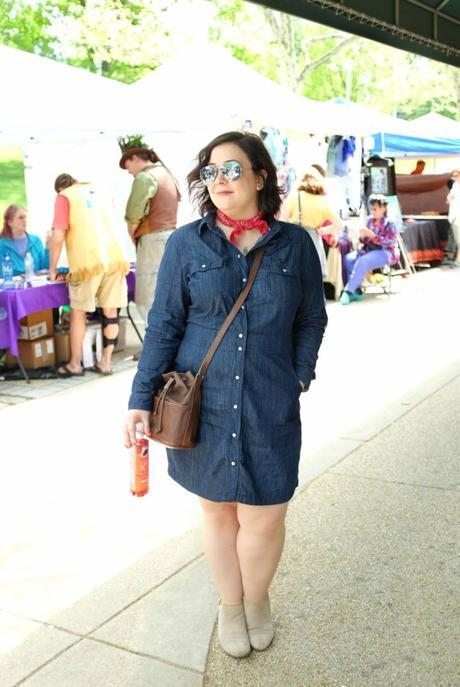 What I Wore: About Town [Sponsored]