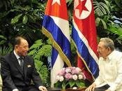 Yong Chol Visits Cuba