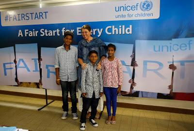 #FairStart A Public Advocacy Campaign by UNICEF for Every Child