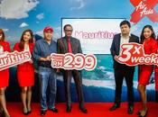 Manila, Closer Mauritius with AirAsia
