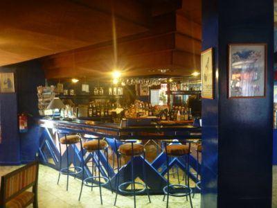 The bar in Hotel Faidherbe