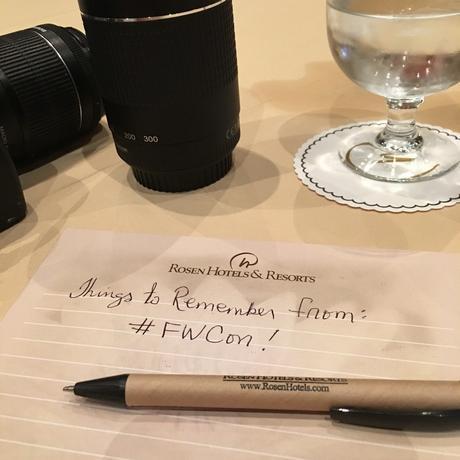 #FWCon '16: A Cincinnati Blogger in Wonderland