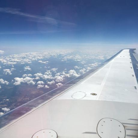 Somewhere over America