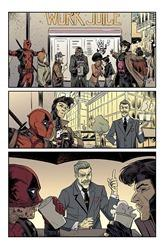 Deadpool V Gambit #1 First Look Preview 3