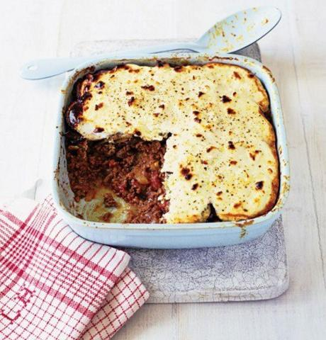 Feta Cheese Moussaka