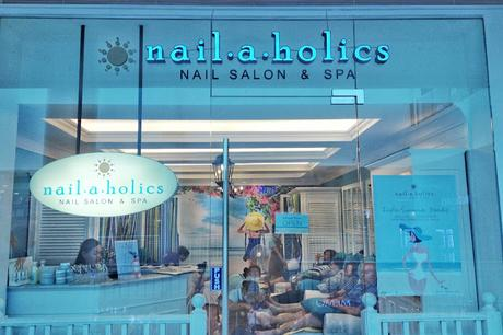 Beauty & Wellness: Nailaholics Nail Salon & Spa
