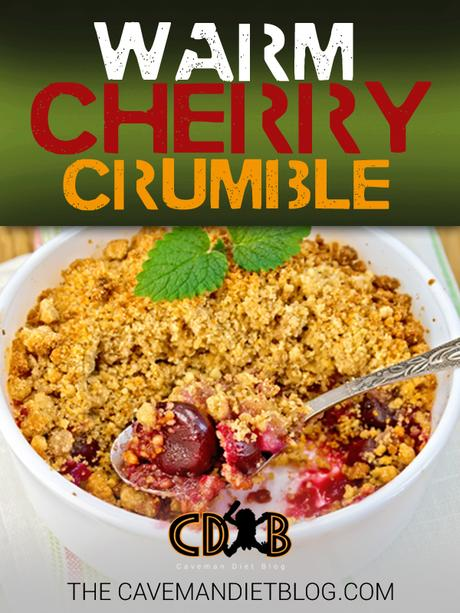 Warm Cherry Crumble copy