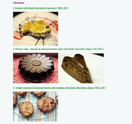 Recipes by ingredient & photo! New updated page!