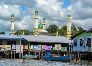 River Mosque, Top Attractions in Brunei Tourist Areas