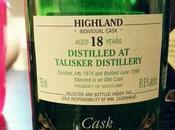 1979 Cadenhead's Talisker Years Review