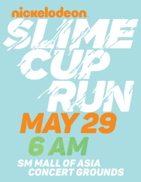 Run And Get Slimed At The Nickelodeon Slime Cup Run