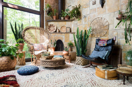How To Create A Bohemian Interior