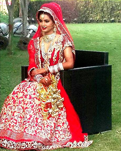 Top 7 Indian Bride Looks That Everyone Love!