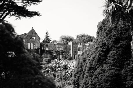 Vivien Leigh at Nymans: Part I