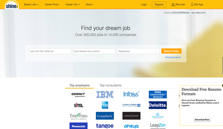 Here is a List of 10 Best Job Search Sites in India in 2016 ...