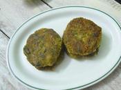 Hara Bhara Kabab Spinach Peas Patties