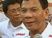 Philippines President Duterte Supports Population Control