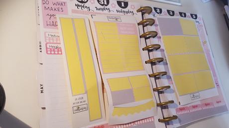 Plan With Me | Ellen Bee Makes