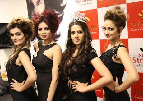 Press Release: Strands Salon Opens One More Outlet in Delhi