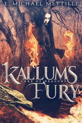 Kallum's Fury by E. Michael Mettille @starange13 @MikeReynoldsAut